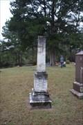 Image for Mary Monk Aldrich - Glenwood Cemetery - Crockett, TX