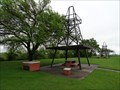 Image for Picnic Under Fake Oil Derricks - Muenster, TX