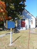 Image for Former German Lutheran Concordia Church - Byron, NY