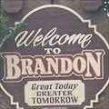 Image for Brandon, FL Welcome Sign