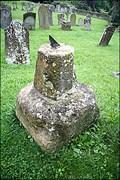 Image for Saint Peters Church Sundial (old), Binton, Warwickshire, UK