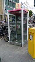 Image for Public Phone Taxistand Neumarkt Köln, North Rhine-Westphalia, Germany