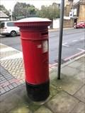 Image for Victorian Pillar Box - Latchworth Road - Battersea - London - UK