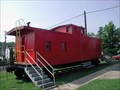 Image for Flowery Branch Historic Caboose - Flowery Branch, GA.