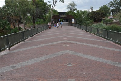 Phx Zoo Entryway ~ Phoenix, Arizona - Donated Engraved Bricks and ...