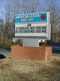 "Image for ""American Legion Post 290"", Stafford, VA"