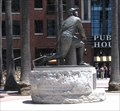 Image for Willie Mays statue - San Francisco, Ca