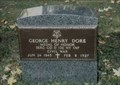 Image for George H. Dore-Hornell, NY