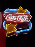 Image for Coca-Cola - Artistic Neon - Williams, Arizona, USA.