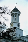 Image for Town Clock - Old Courthouse  -- Carlisle, PA