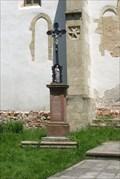 Image for Kríž u kostela sv. Jana Krtitele - Kurdejov, okres Breclav, CZ