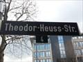 Image for Theodor-Heuss-Straße - City Edition Stuttgart - Stuttgart, Germany, BW