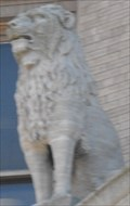 Image for Germania Building Guardian Lions - Milwaukee, WI
