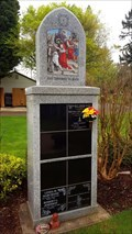 Image for Way of the Cross Cremation Garden at St. Anthonys Cemetery - Tigard, OR