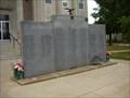 Image for St. Francois County Veterans Memorial, Farmington, Missouri, USA