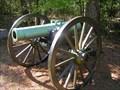 Image for 24 Pounder Howitzer Cannon ~ Chickamauga Georgia