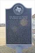 Image for The Red River Plunge of Bonnie and Clyde
