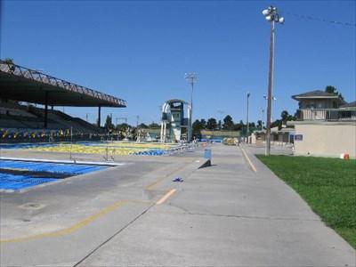 George F Haines International Swim Center Santa Clara Ca Public Swimming Pools On