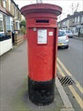 Image for Victorian Post Box - Odessa Road, London, UK