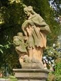 Image for St. John of Nepomuk // sv. Jan Nepomucký - Zálužany, Czech Republic