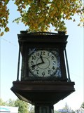 Image for Dairy Queen Park Clock - Wisconsin Rapids, WI