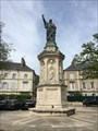 Image for La statue de Saint Bernard de Clairvaux - Dijon - France