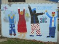 Image for Girl Scout Mural - Homedale, Idaho