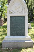 Image for Margaret Fuller Ossoli - Mt. Auburn Cemetery - Watertown, MA