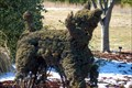 Image for Dog Topiary - Belmont North Carolina