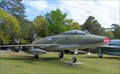 Image for F-100C Super Sabre - Valparaiso, FL