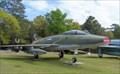 Image for F-100C Super Sabre - Valparaiso, FL