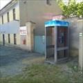 Image for Payphone / Telefonni automat - Evan, Czechia
