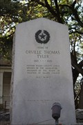 Image for Home of Orville Thomas Tyler