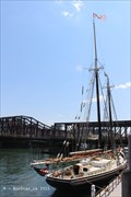 Image for Roseway (schooner) - Rowes Wharf - Boston, MA