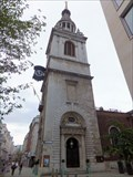 Image for St Mary-le-Bow Church - Cheapside, London, UK