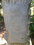 Image for John N. Plair - Larissa Cemetery, Bullard, TX