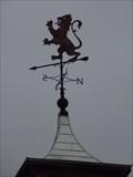 Image for Gothic Lion Weathervane - Powell- Liberty, Ohio