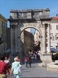Image for Zlatnavrata Vrata, Pula, Croatia