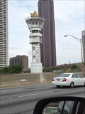 Image for Olympic Tower - 1996 Olympic Games Torch - Atlanta, GA