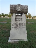 Image for Ross - Waxahachie City Cemetery - Waxahachie, TX