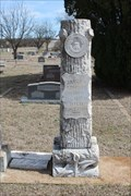 Image for James W. Armour - Pioneer Cemetery - Pioneer, TX