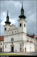 Image for Convent of Church of St. Augustine / Klášterní kostel Sv. Augustina - Valtice (South Moravia)