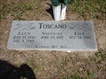 Image for Toscano - Charlotte Harbor Cemetery - Port Charlotte, Florida, USA
