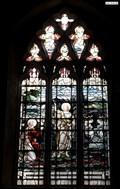 Image for Jesus, Hafod Church, Cymystwyth, Ceredigion, Wales, UK