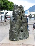 Image for The Peace and Democracy sculpture - Nobel Square - Cape Town, South Africa