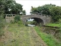 Image for Arch Bridge 30 On The Lancaster Canal - Blackleach, UK