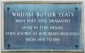 Image for William Butler Yeats - Woburn Walk, London, UK