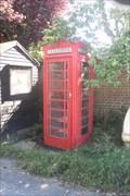 Image for In a shady spot, Mill Lane, Salcott, Maldon, Essex.