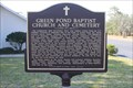 Image for Green Pond Baptist Church and Cemetery