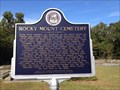 Image for Rocky Mount Cemetery - Millbrook, AL
